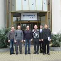 V předvánočním čase nás poctili návštěvou lékaři z Ukrajiny