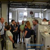 Zasedání výrobců a dodavatelů zdravotnických prostředků ve firmě Beznoska s.r.o.