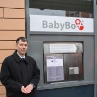 Podpořili jsme otevření nového BabyBoxu v Kladně