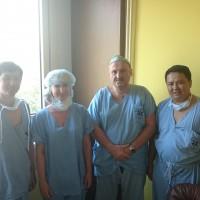 Exkurze ortopedů z Kazachstánu
