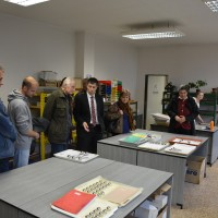 Exkurze – 21.10.2015 - učitelé odborných předmětů z Karlovarského kraje