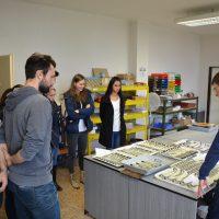 Exkurze - 21.4.2017 - Studenti z VŠCHT